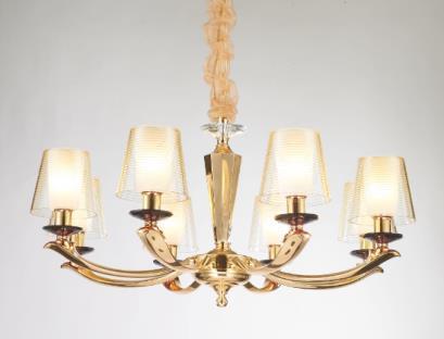 美洛尼现代室内雅致系列-清风MD88158-8吊灯