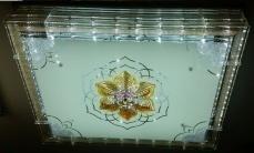 美特现代室内MT-DP90179低压平板水晶灯