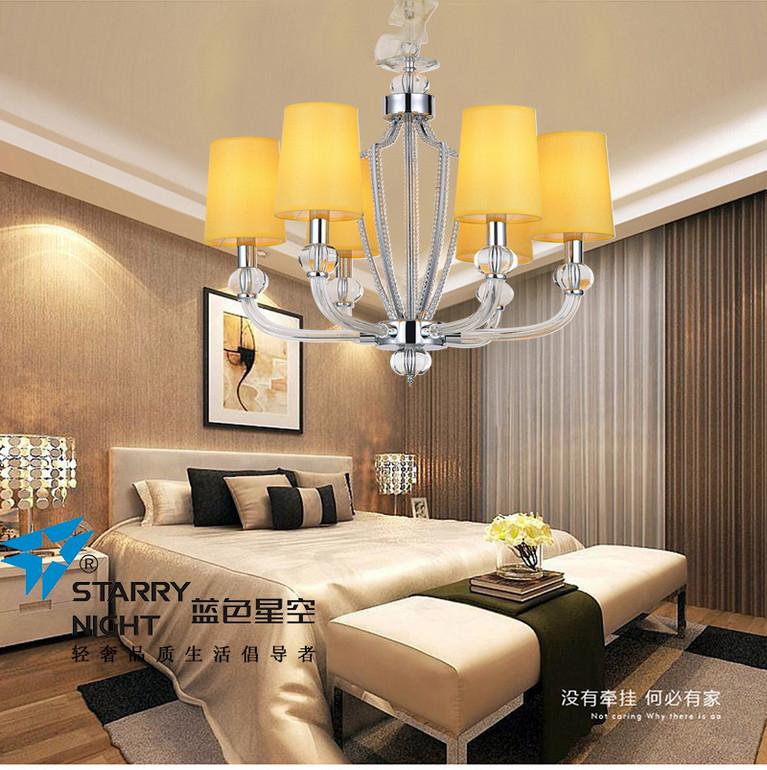 蓝色星空现代室内KD9115/6港式吊灯
