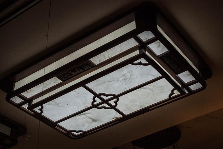 中式经典优雅室内吸顶灯