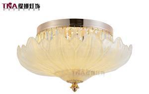 缇娜现代室内精致水晶9906卧室灯