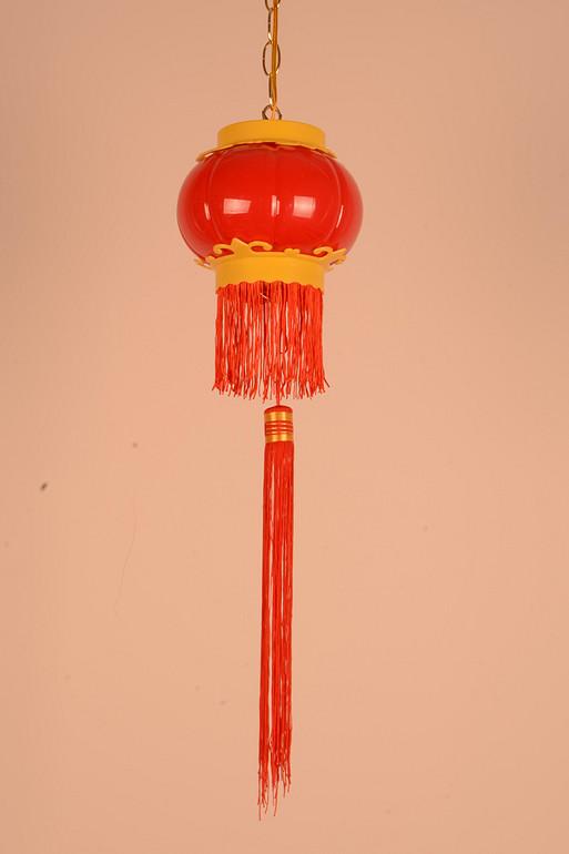 中式南瓜led户外防水喜庆灯笼