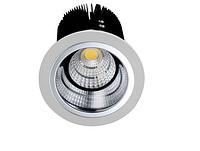 迈顿现代COB系列白色筒灯