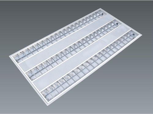 T5白色暗装I型28W长方形