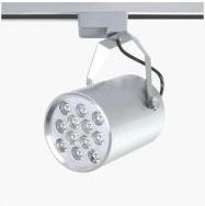 简约白色LED轨道灯