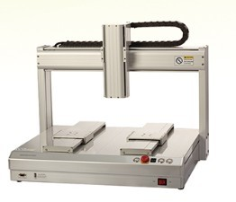 桌面式双Y轴点胶机