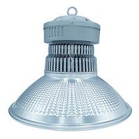 100W鳍片工矿灯银色配90°鳞面罩