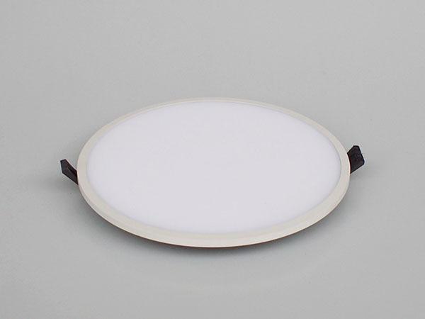 LED窄边超薄圆形面板灯