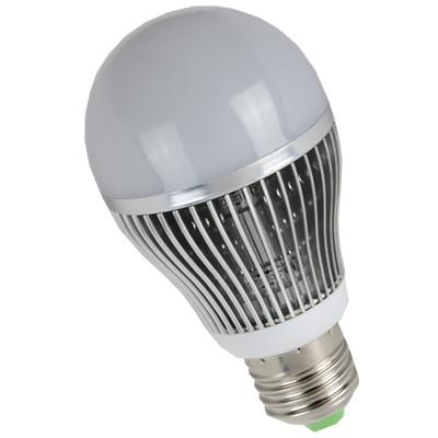 简约现代银色LED球泡