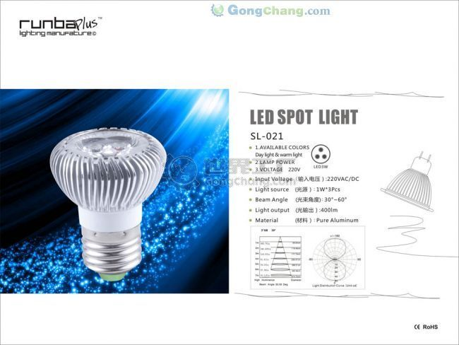 LED汽车灯