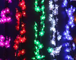 5米20灯婚庆圣诞节日防水LED装饰彩灯