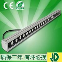 现代大功率36W/48W七彩LED洗墙灯