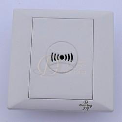 86型声光控走廊车库感应强启智能开关