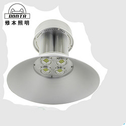150w大功率工程聚光射灯车间室内天高棚LED工矿灯