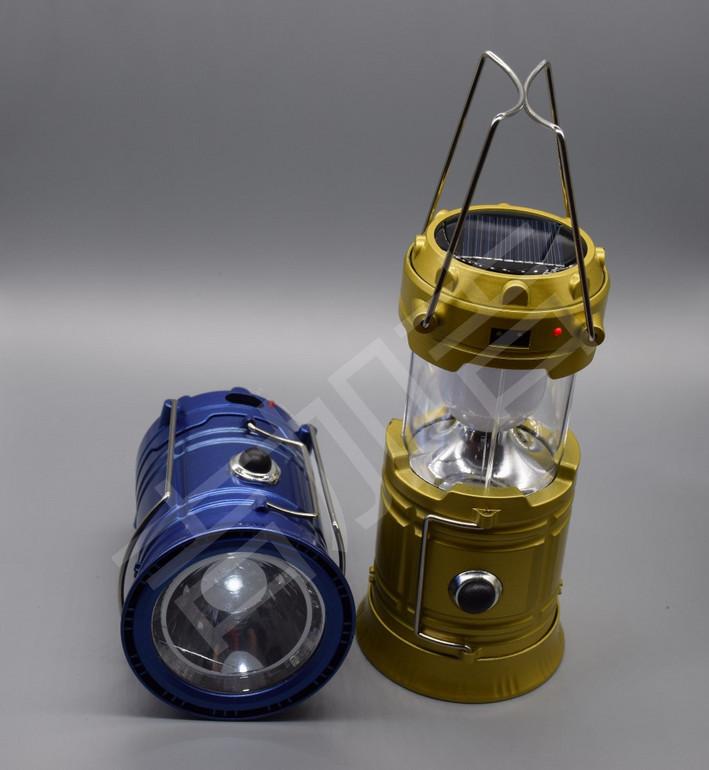 5800T室外野营灯带手电功能马灯野营灯