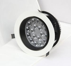 节能耐用15/18W车铝led天花灯筒灯