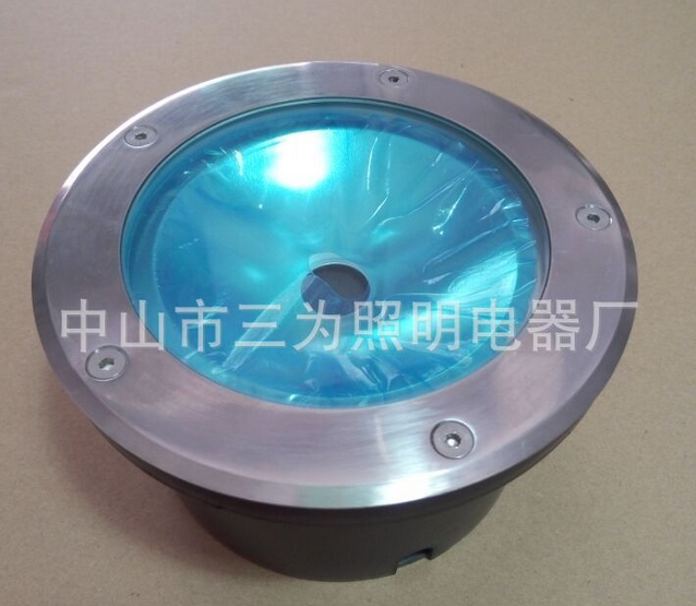 不锈钢面20w工程质量LED地埋灯