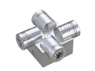 现代个性4W铝材走廊LED壁灯