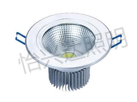 3W5W7W10W客厅室内天花铝材LED筒灯