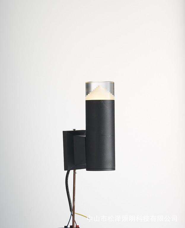 LED太阳能单头壁灯