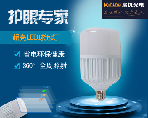 LED 鸟笼球泡灯