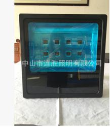 LED正方形外壳10-50WLED投光灯正方形外壳