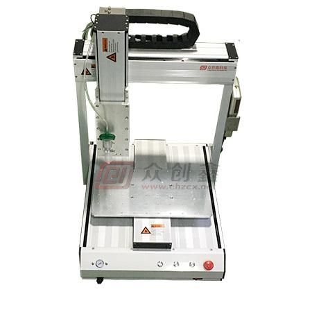 桌面式双液点胶机ZCX-DJ303