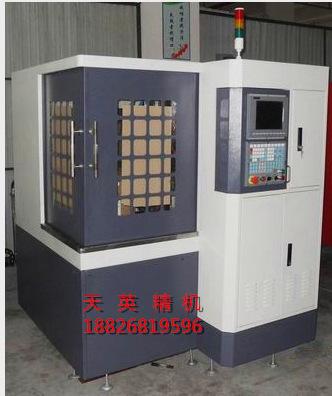 天英数控TY600各种模具制作高精密雕铣机
