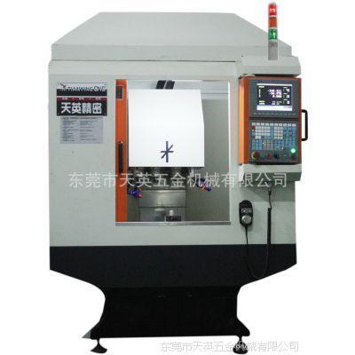 天英数控TY-Q1专用于非金属铸造模具的四轴加工中心