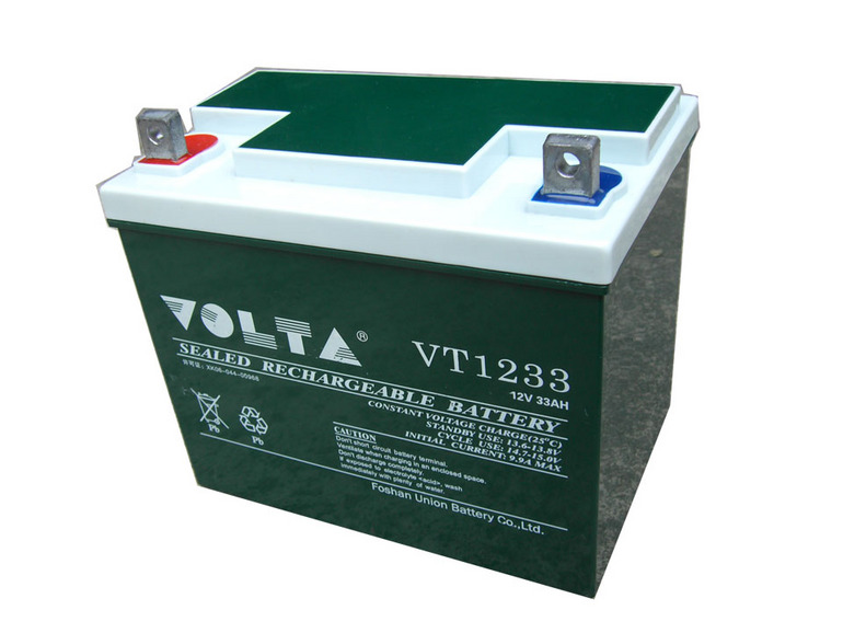 12V33AH铅酸蓄电池