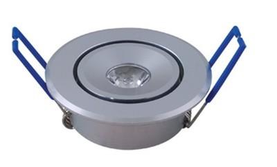 直径68 LED大功率1*1W天花灯