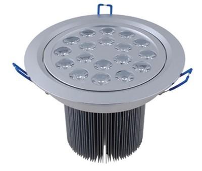 SS160-18-20W 大功率18*1W LED天花灯射灯灯杯套件