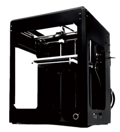 撒罗满SL-323大尺寸3D打印机