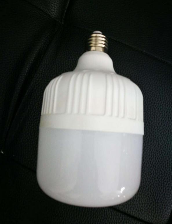 德中 PP高富帅白富美高罩高泡平头鸟笼13W三防LED球泡灯