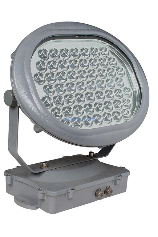 56W大功率户外草坪体育场LED投光灯