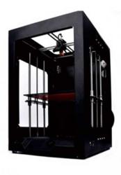 撒罗满工业级FDM SL-334 3D打印机