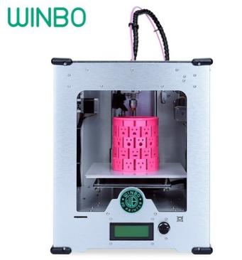 WINBO 高精度3D打印机(迷你)/打印尺寸:205×155×155 mm