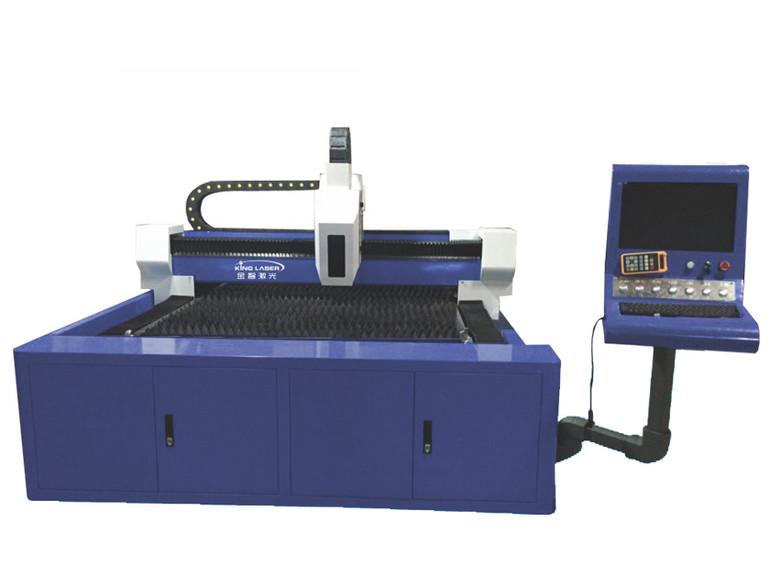 金智激光 各种金属快速切割 一体式光纤切割机