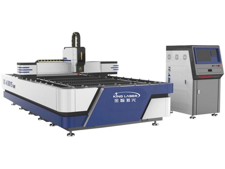 金智激光 水冷机制两机床结构 分体式光纤切割机