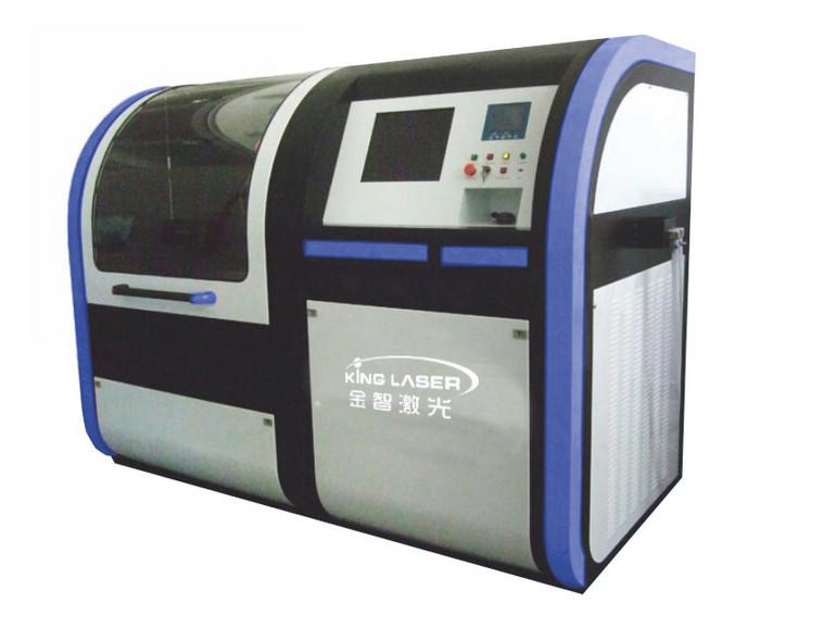 金智激光 各种精密零件切割 小型低功率光纤切割机
