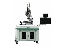 金智激光 QCW150W/1500滑台移动激光焊接机