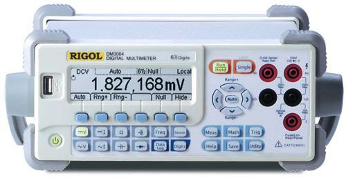 中普 台式万用表 DM305X 系列数字万用表