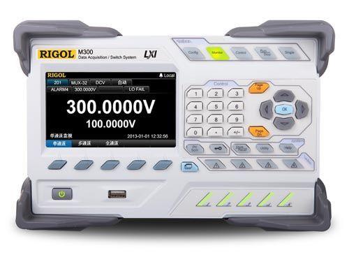 中普 M300数据采集/开关系统 数据采集仪