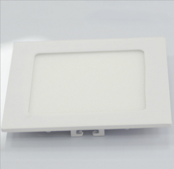 可定制高亮LED室内办公室面板灯4寸LED方形面板灯