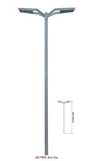 现代专业LED照明路灯广场灯球场灯