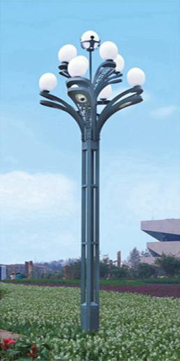 现代高6-12米中华灯街道公园路灯