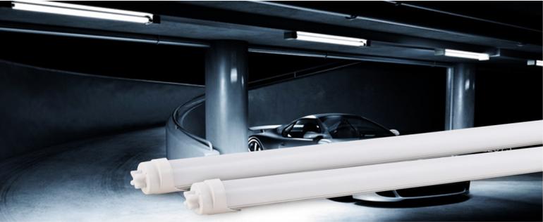欧日光电T5T8灯管LED防尘净化支架灯LED条形灯