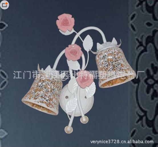 荆江创意铁艺简约现代室内照明时尚壁灯