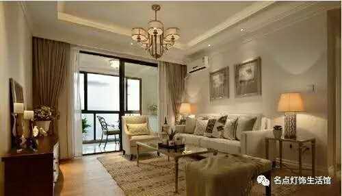 点名现代室内卧室客厅茶楼白色钢材玻璃吊灯