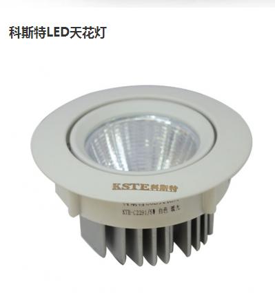 科斯特现代KTH-C2291白色射灯
